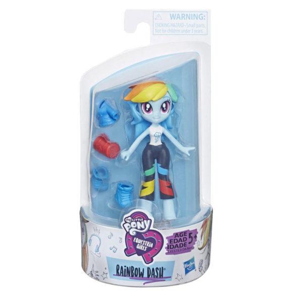 My Little Pony Fashion Squad Papusa Rainbow Dash 2