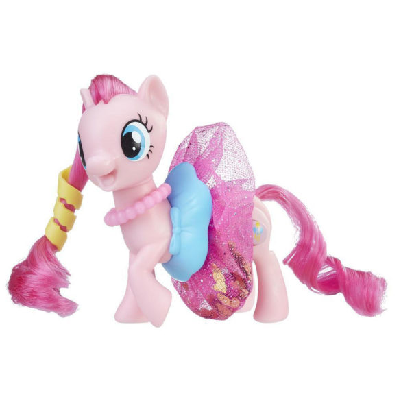 My Little Pony Figurina Pinkie Pie si Fustita ce se Roteste