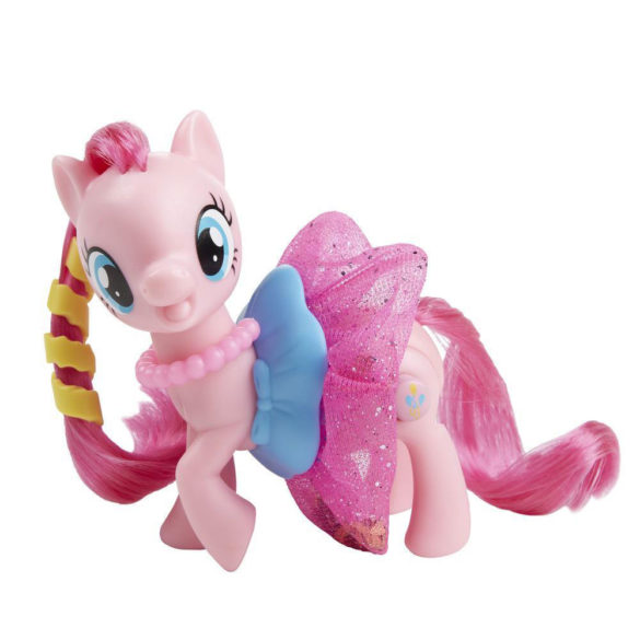My Little Pony Figurina Pinkie Pie si Fustita ce se Roteste 3