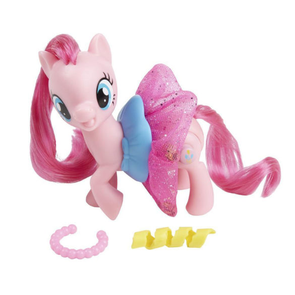My Little Pony Figurina Pinkie Pie si Fustita ce se Roteste 4