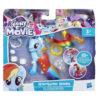 My Little Pony Figurina Rainbow Dash cu Accesorii Sirena 3