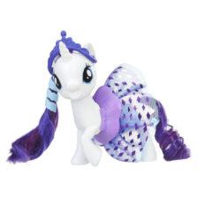 My Little Pony Figurina Rarity si Fustita ce se Roteste