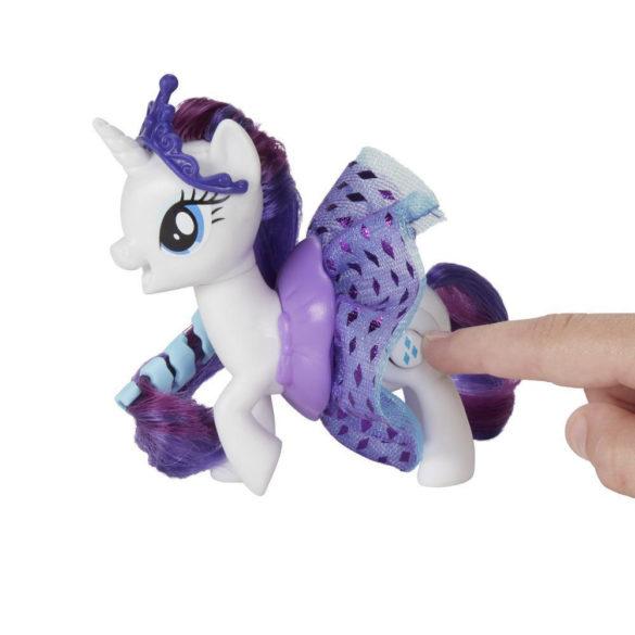 My Little Pony Figurina Rarity si Fustita ce se Roteste 4