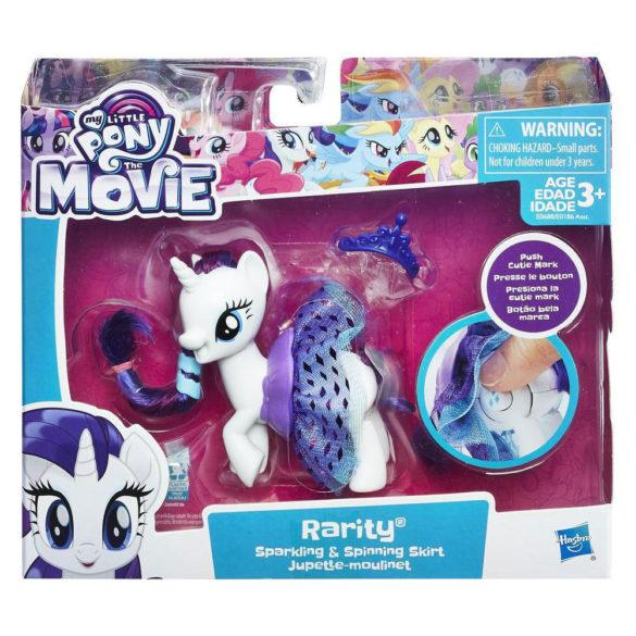 My Little Pony Figurina Rarity si Fustita ce se Roteste 6