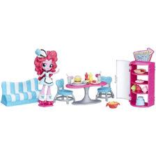 My Little Pony Pinkie Pie si Cofetaria cu Gustari