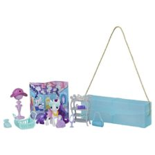 My Little Pony Set de Calatorie cu Rarity