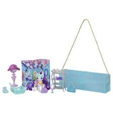 My Little Pony Set de Calatorie cu Rarity