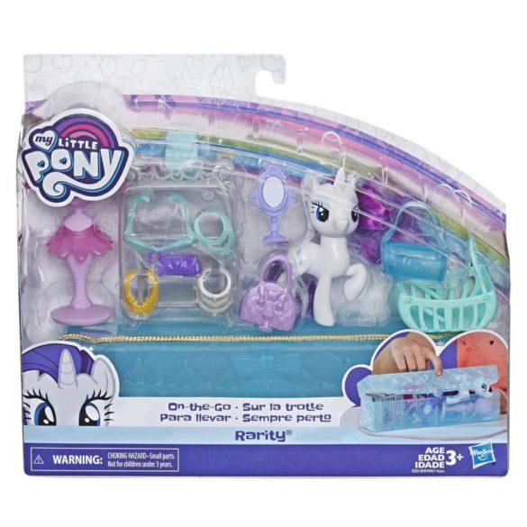 My Little Pony Set de Calatorie cu Rarity 7