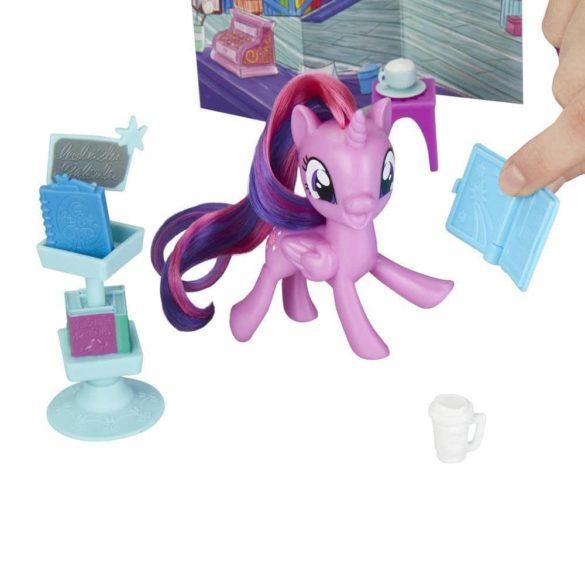 My Little Pony Set de Calatorie cu Twilight Sparkle 4