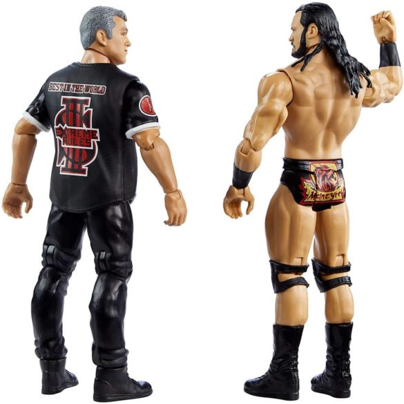 Pachet Figurine WWE Drew vs Shane 4