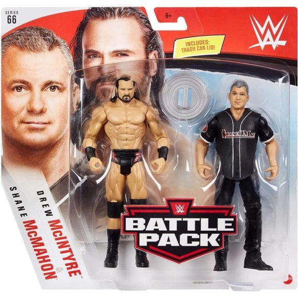 Pachet Figurine WWE Drew vs Shane 5