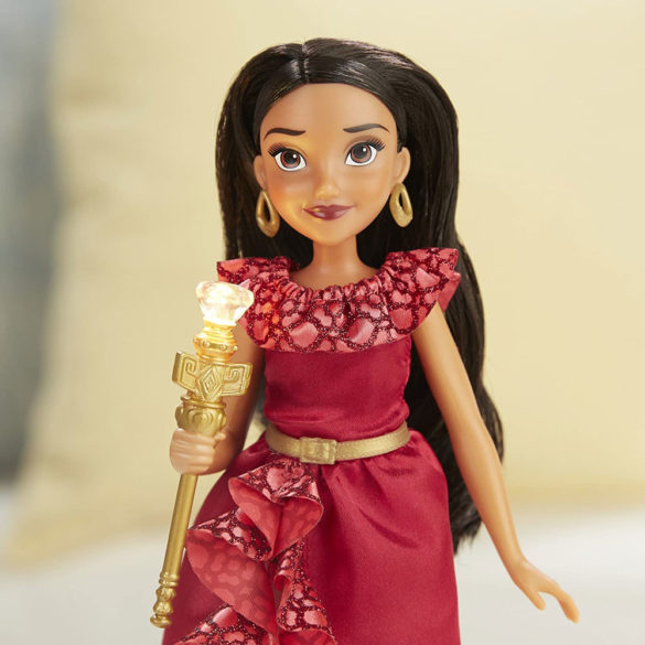 Papusa Disney Elena din Avalor si Sceptrul Puterii 2