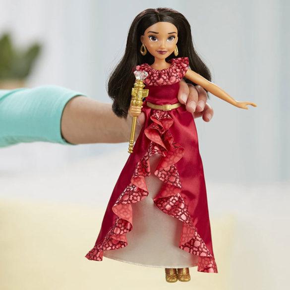Papusa Disney Elena din Avalor si Sceptrul Puterii 7