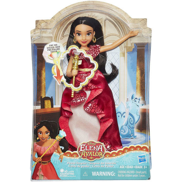 Papusa Disney Elena din Avalor si Sceptrul Puterii 8