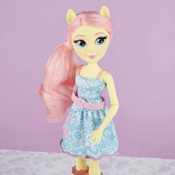 Papusa My Little Pony Equestria Girls Fluttershy 5