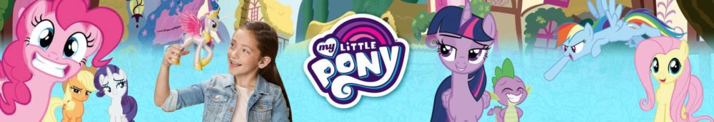 Ponei si papusi My Little Pony