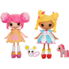 Set papusi Lalaloopsy Minis Deluxe