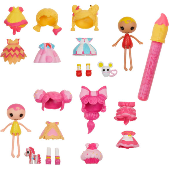 Set papusi Lalaloopsy Minis Deluxe 2