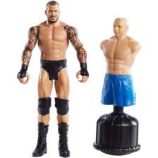 WWE Figurina Randy Orton Colectia Wrekkin' (Cu Manechin)