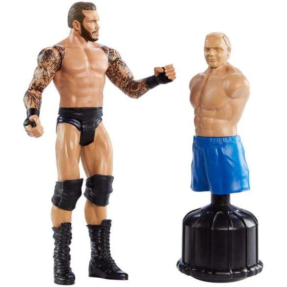 WWE Figurina Randy Orton Colectia Wrekkin Cu Manechin 3