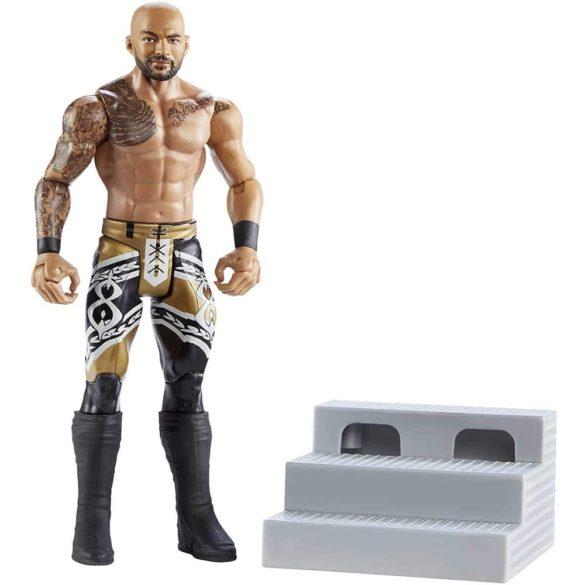 WWE Figurina Ricochet Colectia Wrekkin' (Cu Scara)