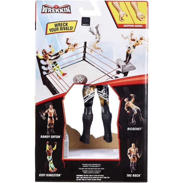 WWE Figurina Ricochet Colectia Wrekkin 6