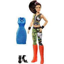 WWE Girls Superstars Papusa Bayley