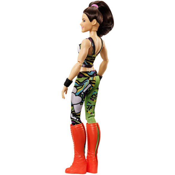WWE Girls Superstars Papusa Bayley 3
