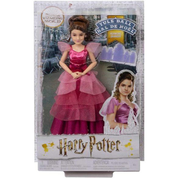 Colectia Harry Potter Papusa Hermione Granger la Balul de Craciun 6