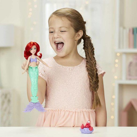Disney Princess Ariel Cu Aripioara Care Isi Schimba Culoarea 5