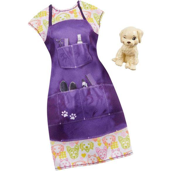 Hainute pentru papusa Barbie - Costumul de Veterinar