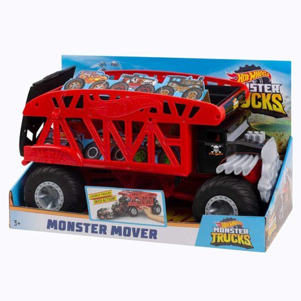 Hot Wheels Masina si Transportator Monster Truck 5