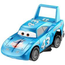 Masinuta Disney Cars Turbostart Dinoco, 14 cm