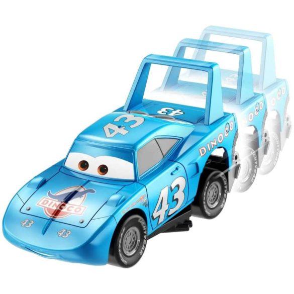 Masinuta Disney Cars Turbostart Dinoco 14 cm 2