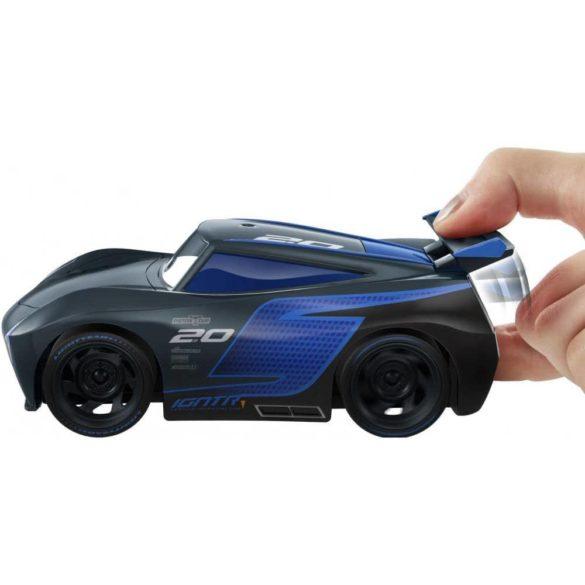Masinuta Disney Cars Turbostart Jackson Storm 14 cm 5