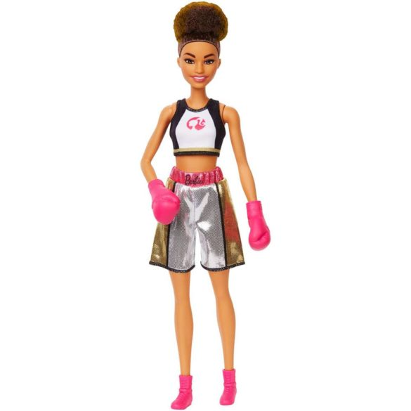 Papusa Barbie Boxer