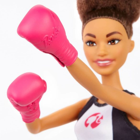 Papusa Barbie Boxer 3