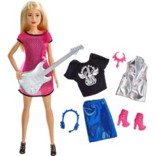 Papusa Barbie Muzician