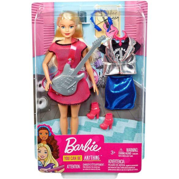 Papusa Barbie Muzician 7