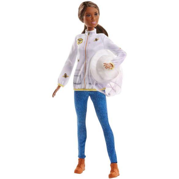 Papusa Barbie si Setul De Joaca Apicultor Bruneta 2