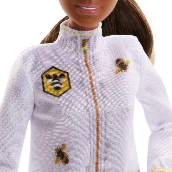 Papusa Barbie si Setul De Joaca Apicultor Bruneta 4