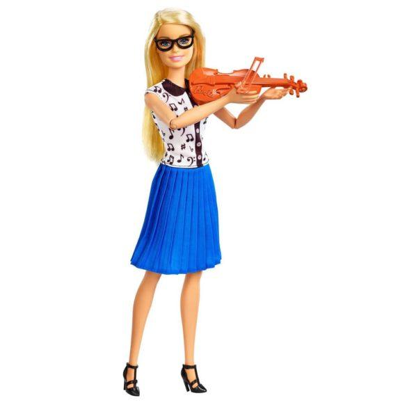 Papusa Barbie si Setul De Joaca Profesoara de Muzica 5
