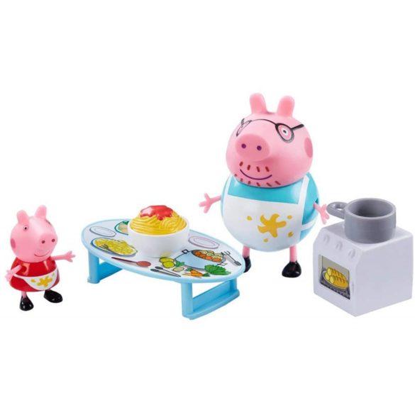 Peppa Pig - Distractia din Bucatarie