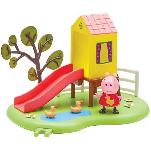 Peppa Pig Distractia in Parculetul cu Tobogan 14