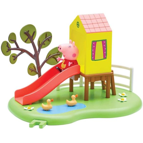 Peppa Pig - Distractia in Parculetul cu Tobogan