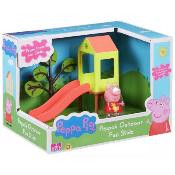 Peppa Pig Distractia in Parculetul cu Tobogan 3