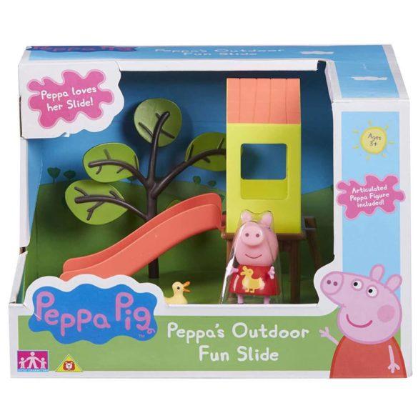 Peppa Pig Distractia in Parculetul cu Tobogan 4