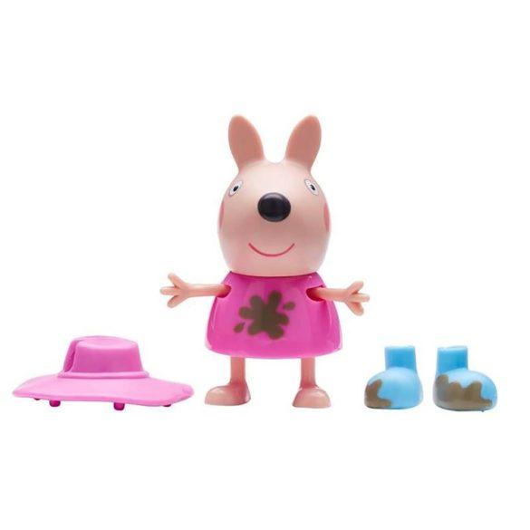 Peppa Pig Ne Imbracam si Ne Jucam cu Kylie Kangaroo 2