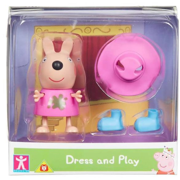 Peppa Pig Ne Imbracam si Ne Jucam cu Kylie Kangaroo 3