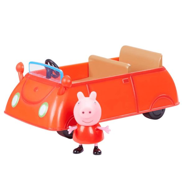 Peppa Pig si Masina Familiei